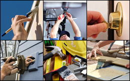 Twin Cities area southwest suburbs handy man repair services include all types of minor and major home repairs including, painting, plumbing repair, electrical repair, doors & Locks, Windows & Siding, Decks & Siding and so much more.